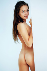 Model Angely Grace in Intimate